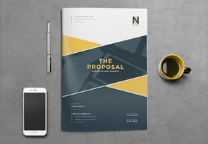 Business proposal invoice templates from graphicriver accmission Choice Image