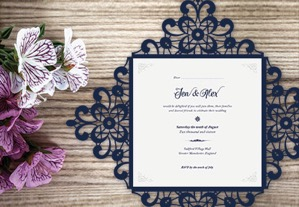 How to Create a Laser-Cut Wedding Invitation in Illustrator and InDesign