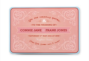 How to Create a Vintage Wedding Invitation in Adobe InDesign