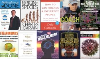 Top 10 'not Agile' books on Agile